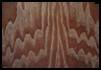 Decap� sobre Madera de Fresno Tintada